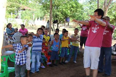 YVT Nicaragua 2014-2