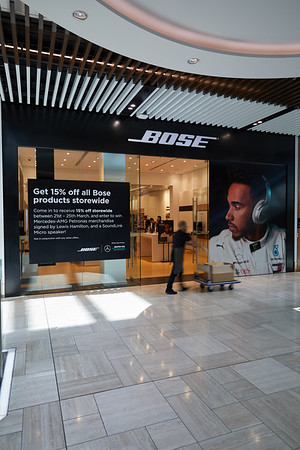 Bose - Installation at Emporium Melbourne