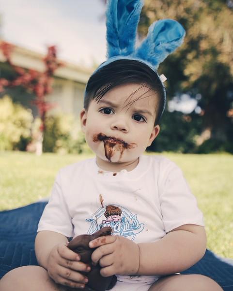 Luke Alan Chocolate Wasted on Easter