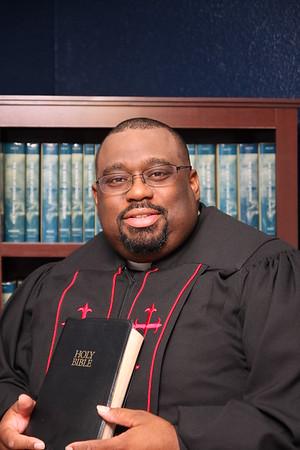 Pastor Ed Spears - Faith and Love COGIC