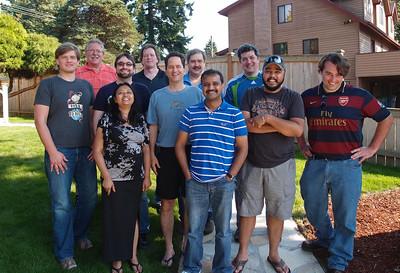 Team Potluck Summer 2011