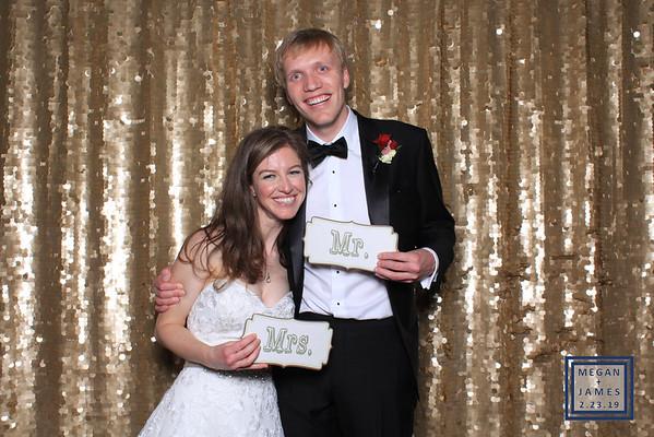Megan and James' Wedding