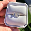 3.49ctw Old Mine Cushion Cut Diamond Pair GIA K VS1 11