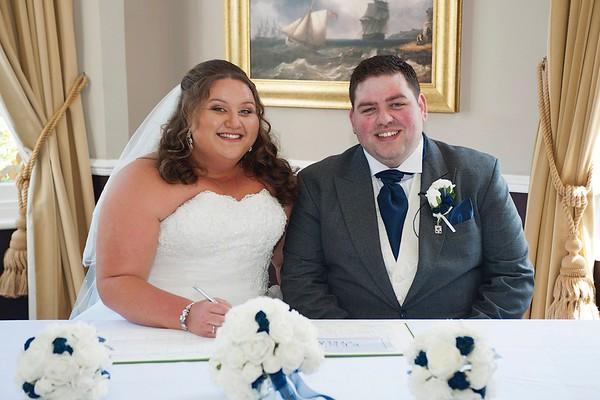 Charlotte and Sean Wedding