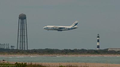 Antonov Arrival