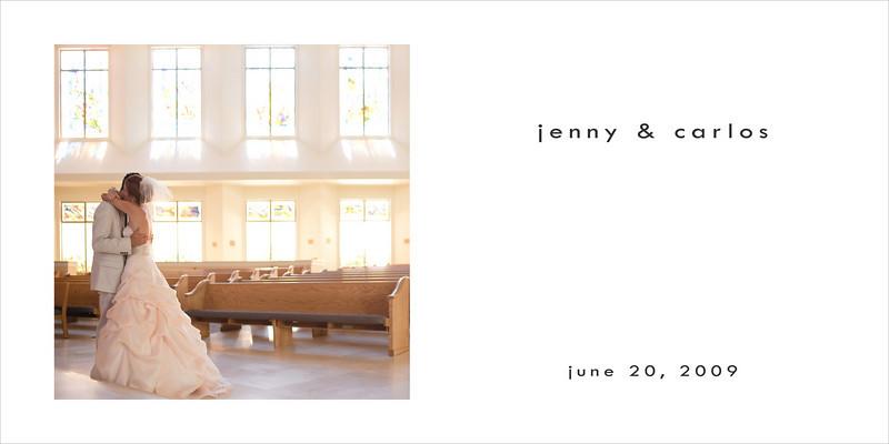 Jenny & Carlos Album