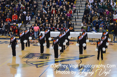 02-02-2013 MCPS Poms Championship Watkins Mill HS at Richard Montgomery HS Division 3, Photos by Jeffrey Vogt Photography