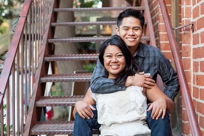 Nina & Kevin Gruezo