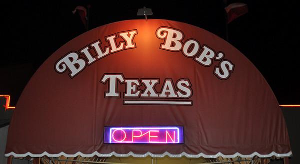 Billy Bob's 11-13-09