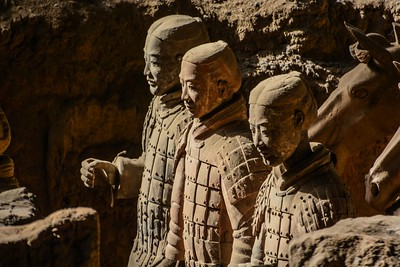 Xian and the Terracota Warriors