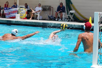 United States Club Championships 2009 - 18U Boys - Ventura County Premier Water Polo Club vs Santa Barbara 6/26/09. Final score 11 to 9. USCC - VCP vs SBWPC. Photos by Allen Lorentzen.