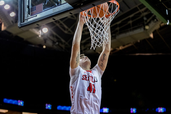 2016 Seattle U Men's Basketball vs Northwest