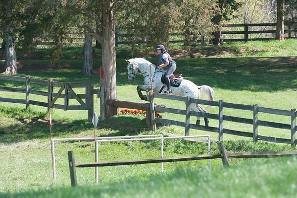 DRHC Pony Club Horse Trials CROSS COUNTRY April 2015