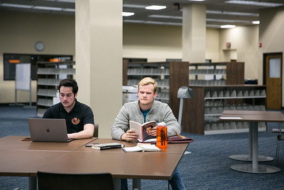 Tarver Library