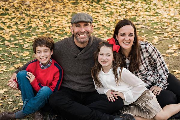 K'Miller Family 2018