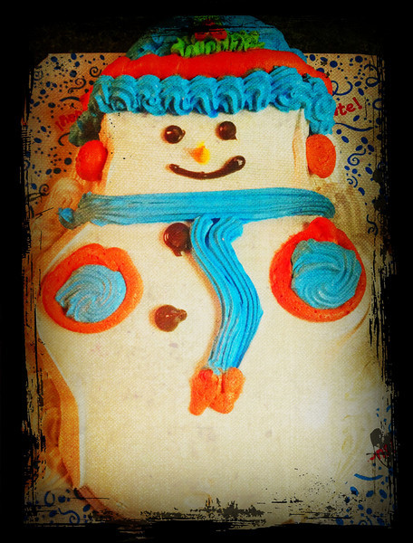 Ice cream cake :)