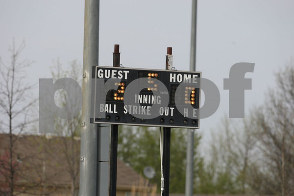 Varsity-Oak Grove vs Lexington 4-22-08