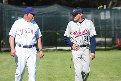 UHS Baseball vs Rancho