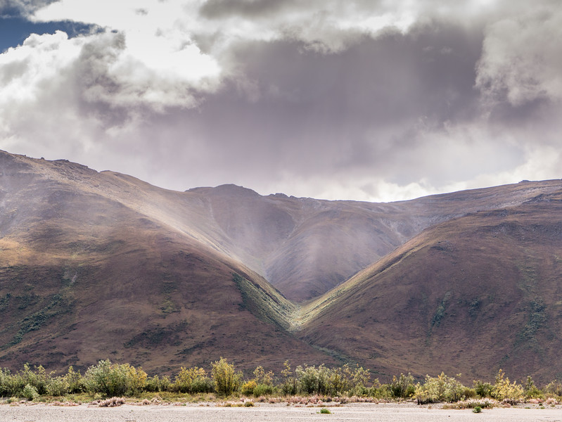 V Shaped Valley