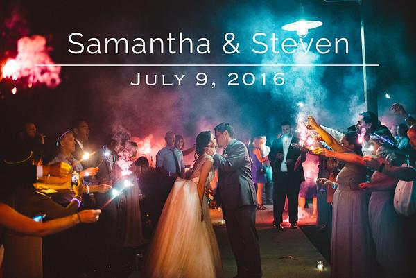 Samantha & Steven
