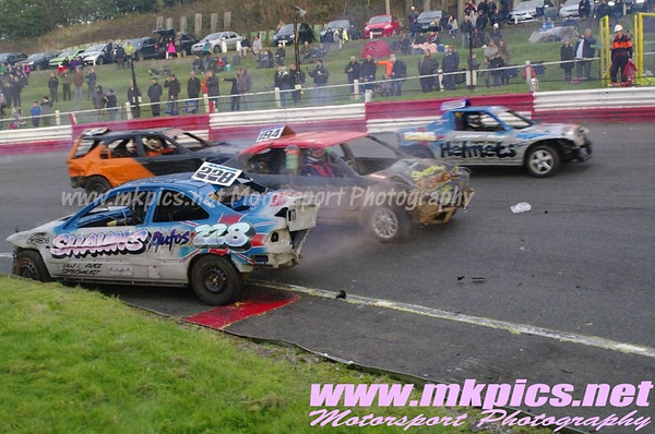Bangers Man of the Midlands Final