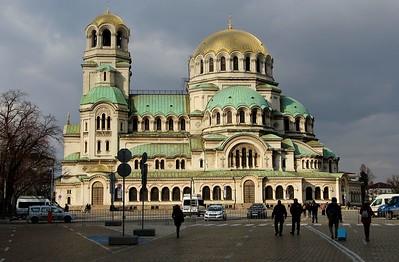 Bugarska - Sofija, 3.3.2019.