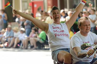 2013 Seattle Pride Parade