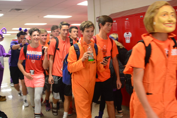 Homecoming - Day 1