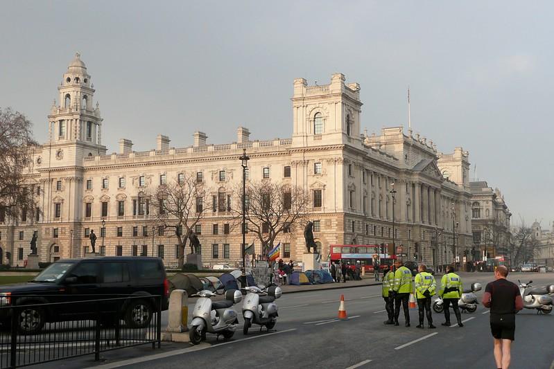 The Treasury. London