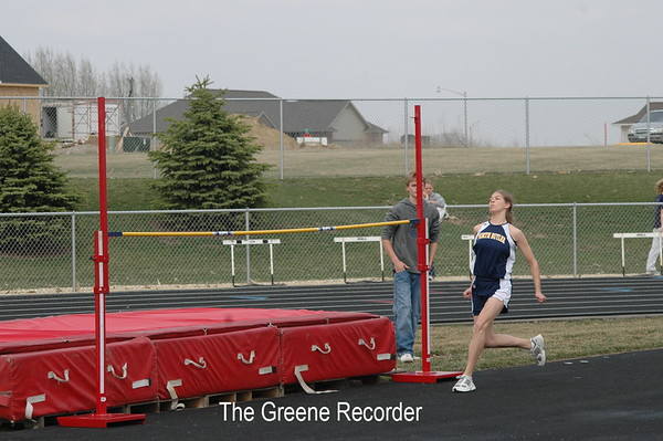 Dunkerton Track Meet at Denver