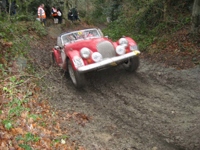 Exeter Trial 2008