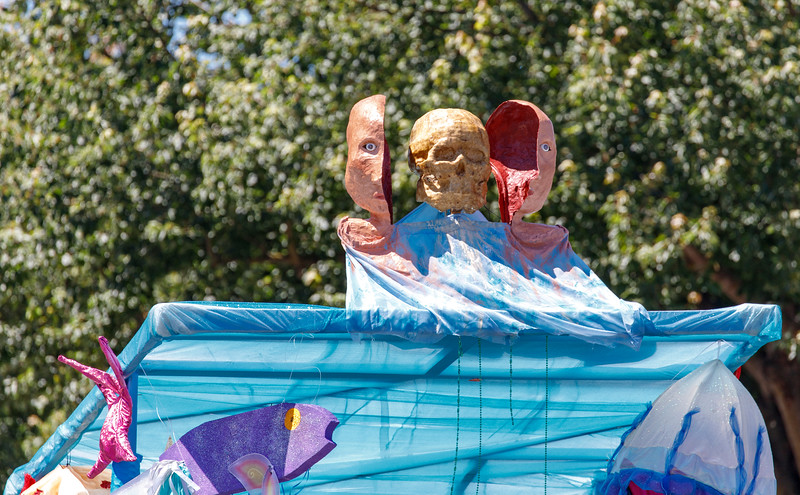 Fremont Solstice Parade 2018