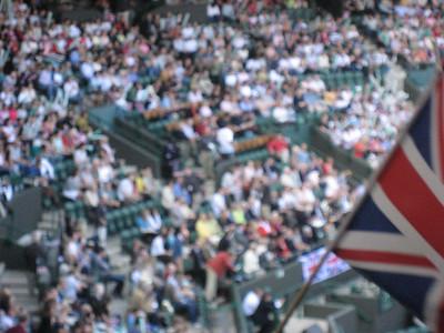 10/07 - Davis Cup (Tim Henman)