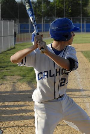 Calhoun vs Mepham Boys Baseball May 2011