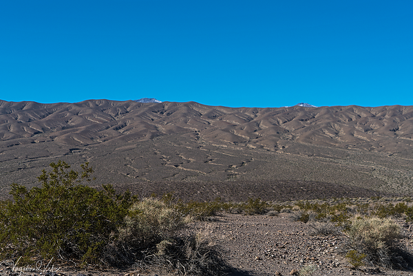 Ubehebe Crater, Death Valley National Park, California, USA