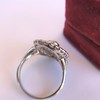 2.23ctw Old European Cut Diamond Filigree Ring 9