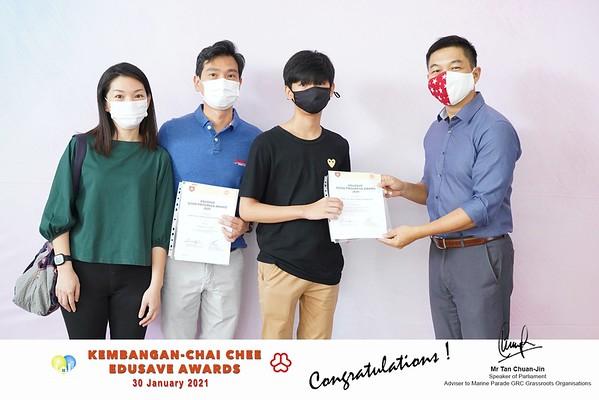 300121 Edusave Award - Jalan Senang NC