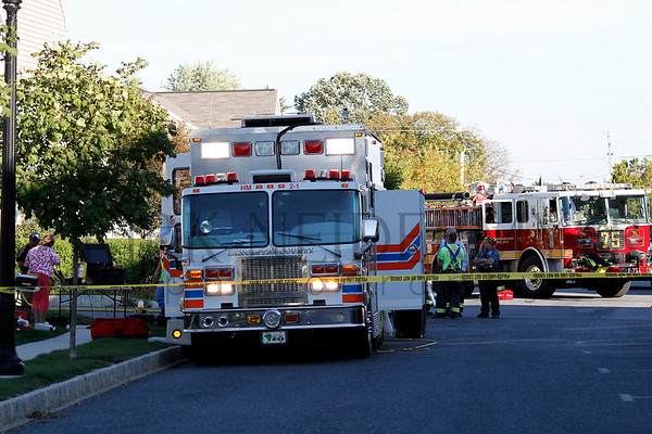 09.22.14 Hazmat Incident in 75 Local