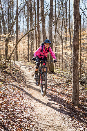 Women's Ride: Ladies Love Loyston Loops 20170225