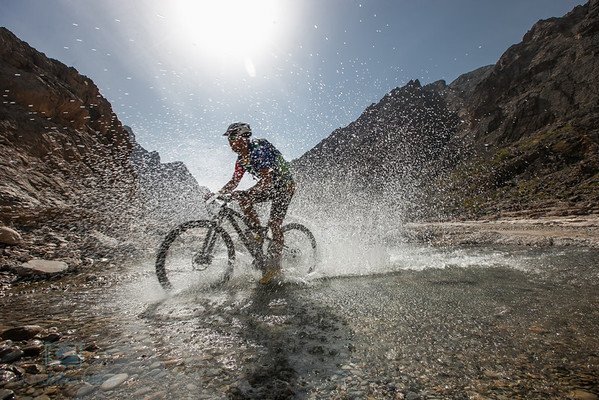 Trans Hajar Mountain Bike Race