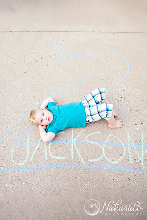 Jackson {2 year old session}