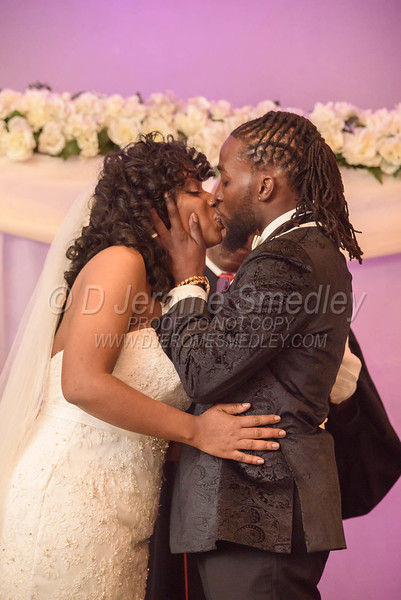 Sherita + Justin Wedding