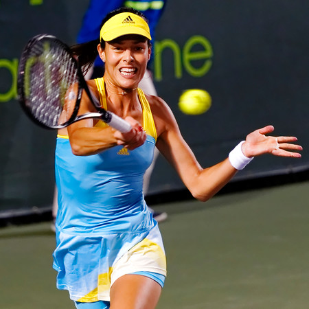 Sony open tennis 2013