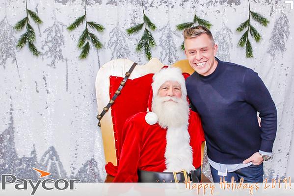 Paycor Holiday 2019 Xfer
