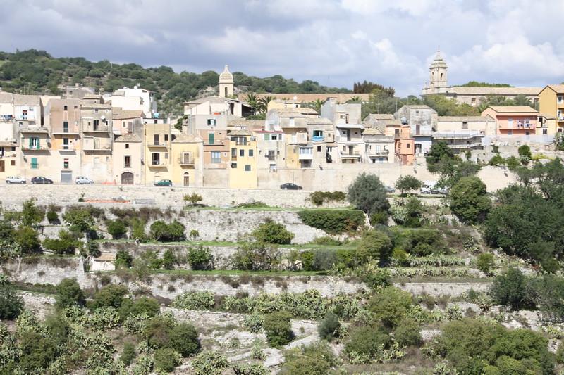 Hilltown of Ragusa