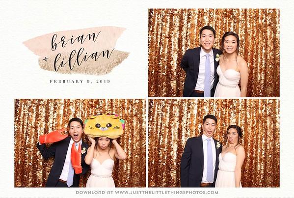Brian & Lillian