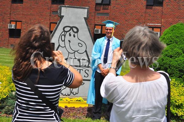 05-29-16 NEWS Ayersville H.S. Graduation