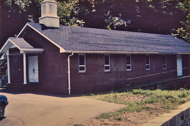 Belcher SDA Church, membership 35