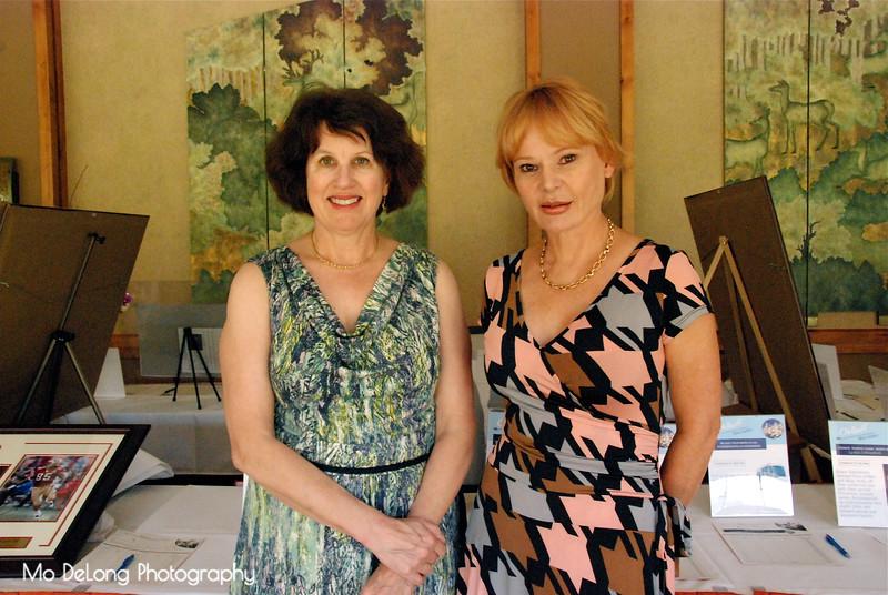 Jane Vogel and Arlene Stanich-Prince