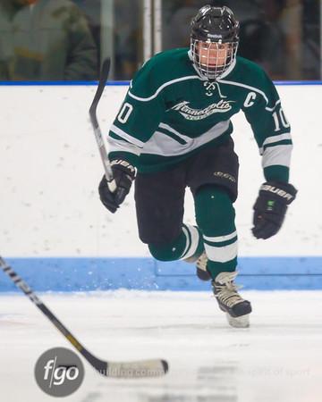 2-16-13 Minneapolis Novas v Bloomington Kennedy Boys Hockey